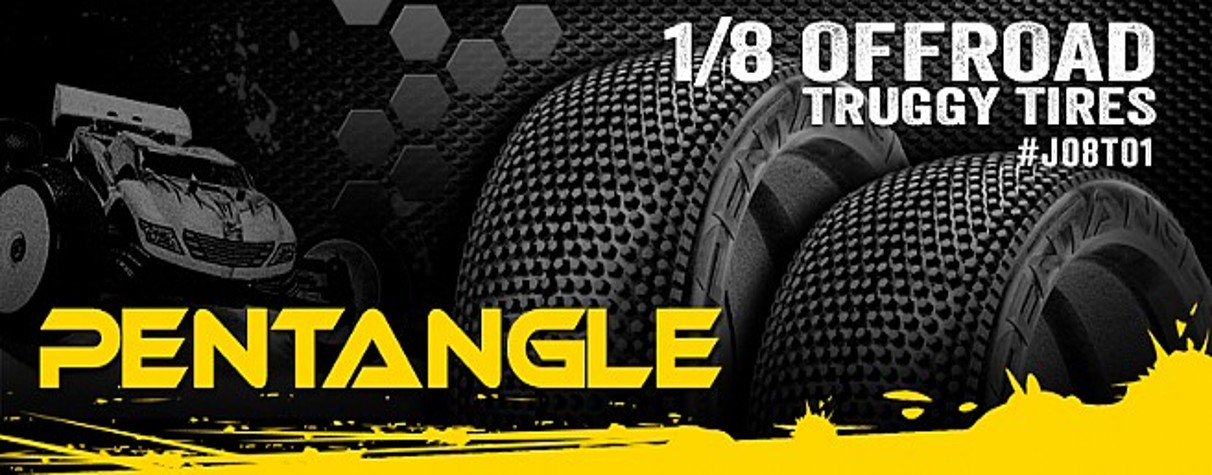1/8 Truck Tires and Wheels