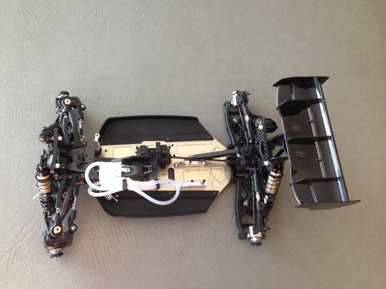 FREE SHIPPING- 2019 SOAR Seiki Racing 998 TD1R 2 1/8 Pro Buggy Kit